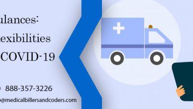 Ambulances: CMS Flexibilities to Fight COVID-19