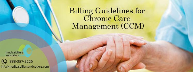 Billing Guidelines for Chronic Care Management (CCM)