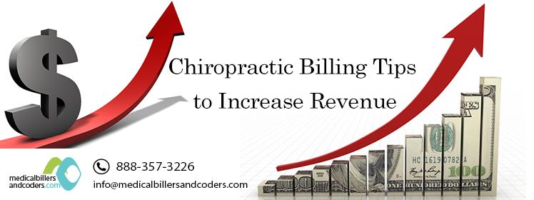 Chiropractic Billing Tips to Increase Revenue