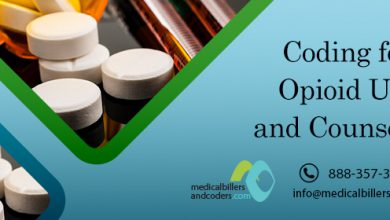 Coding for Opioid Use and Counseling