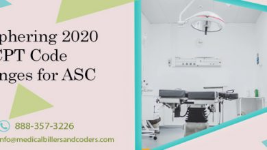 Deciphering 2020 CPT Code Changes for ASC