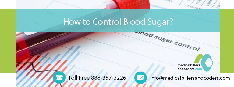 How to Control Blood Sugar?