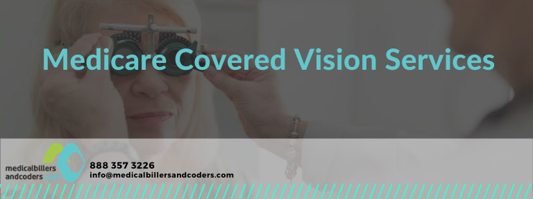 Medicare Covered Vision Services
