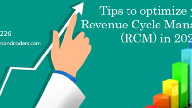 Tips to optimize your Revenue Cycle Management (RCM) in 2020
