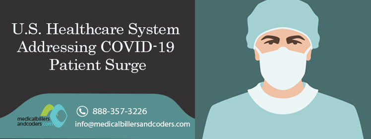 U.S. Healthcare System Addressing COVID-19 Patient Surge