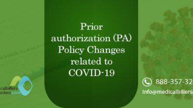 Prior authorization (PA) Policy Changes related to COVID-19
