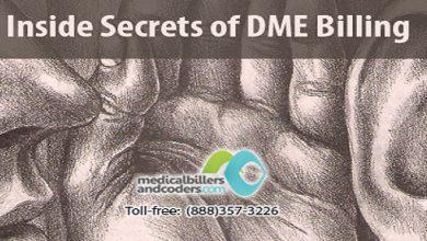 4 Inside Secrets of DME Billing