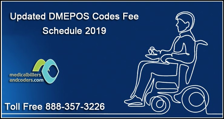 Updated-DMEPOS-Codes-Fee-Schedule-2019