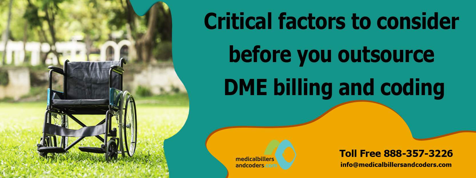 Critical factors to consider before you outsource DME billing and coding