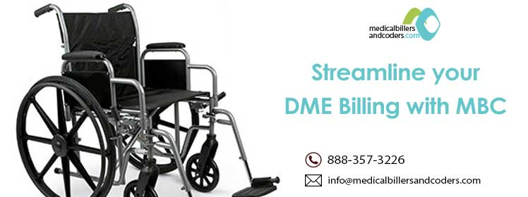 Streamline your DME Billing with MBC