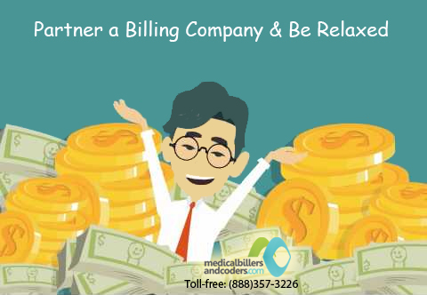 Can a Physician Be Relaxed After Partnering with a Billing Company?