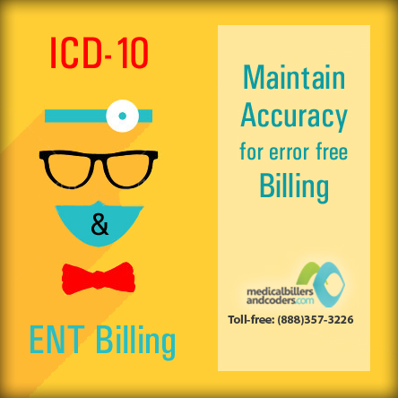 ICD-10 and ENT billing