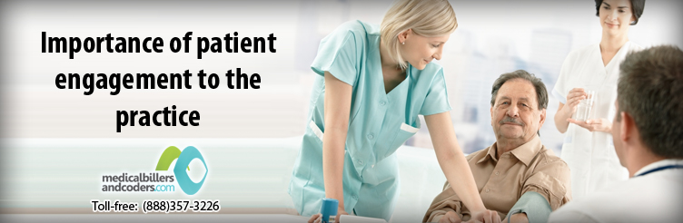 Importance of patient engagement to the practice