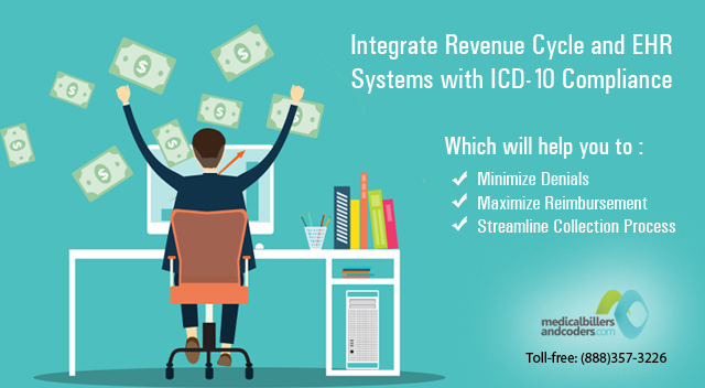 Integrate Revenue Cycle and EHR Systems with ICD-10 Compliance