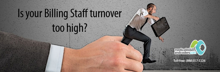 Is your Billing Staff turnover too High?