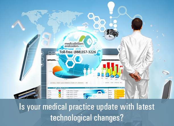 Is your medical practice update with latest technological changes?