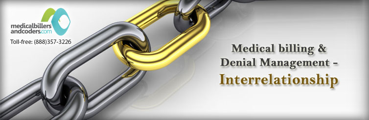 Medical billing and Denial Management - Interrelationship