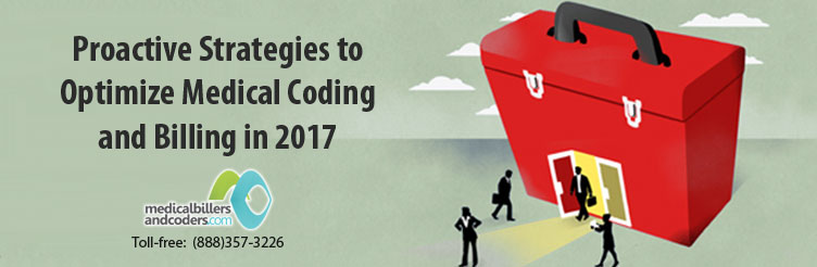 Proactive Strategies to Optimize Medical Coding and Billing in 2017