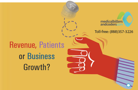 Revenue, Patients or Business Growth - What's Priority for Physicians?