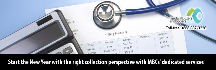 Start the New Year with the Right Collection Perspective with MBC's Dedicated Services
