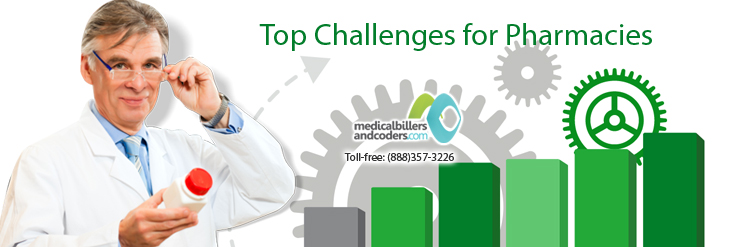 Top Challenges for Pharmacies