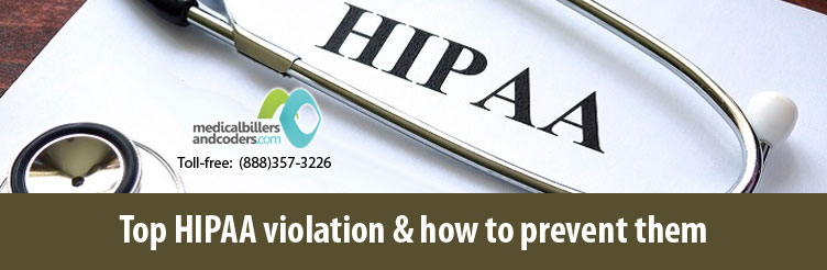 Top HIPAA violation and how to prevent them