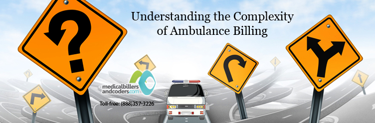 Understanding the Complexity of Ambulance Billing