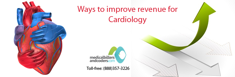 Ways to improve revenue for Cardiology