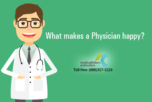 What makes a Physician Happy?