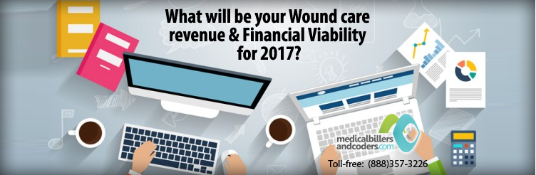 What will be your Wound care revenue and Financial Viability for 2017?
