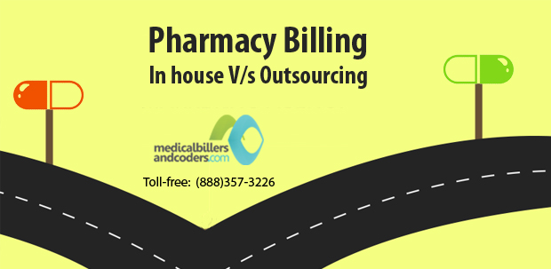 Pharmacy Billing – In house V/s Outsourcing