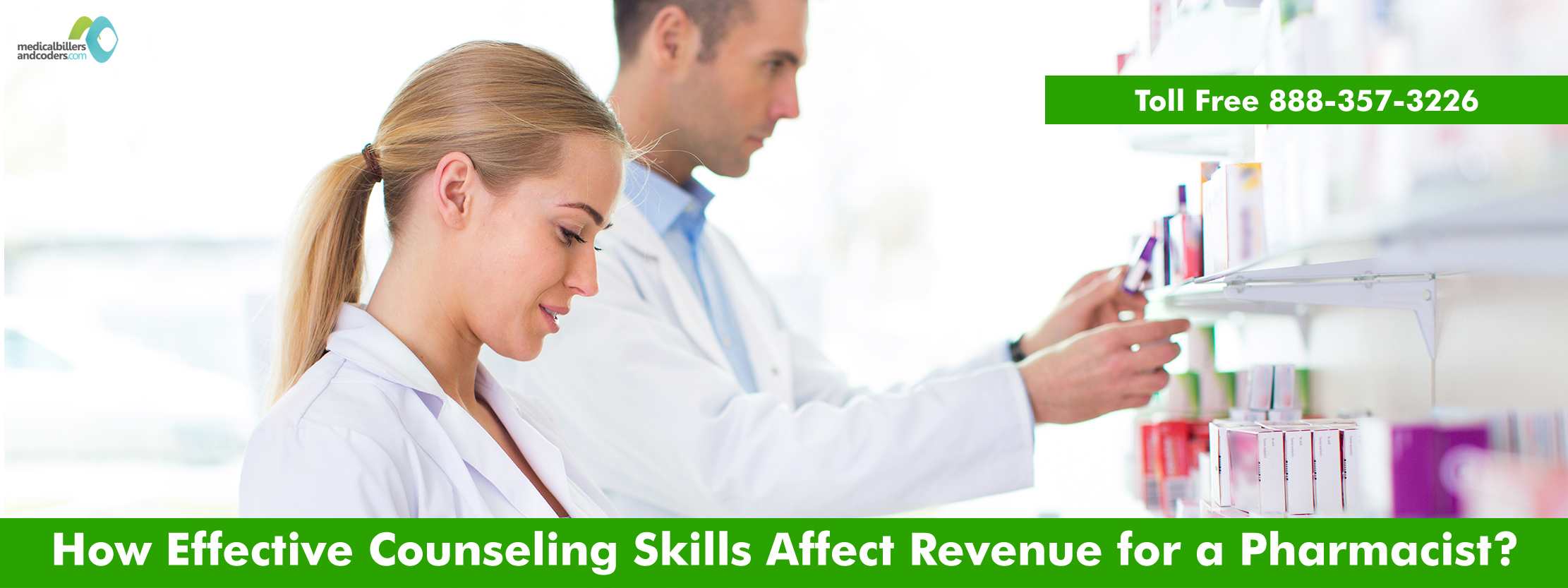 How Effective Counseling Skills Affect Revenue For A Pharmacist?