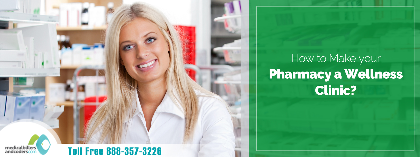 How to Make Your Pharmacy a Wellness Clinic?