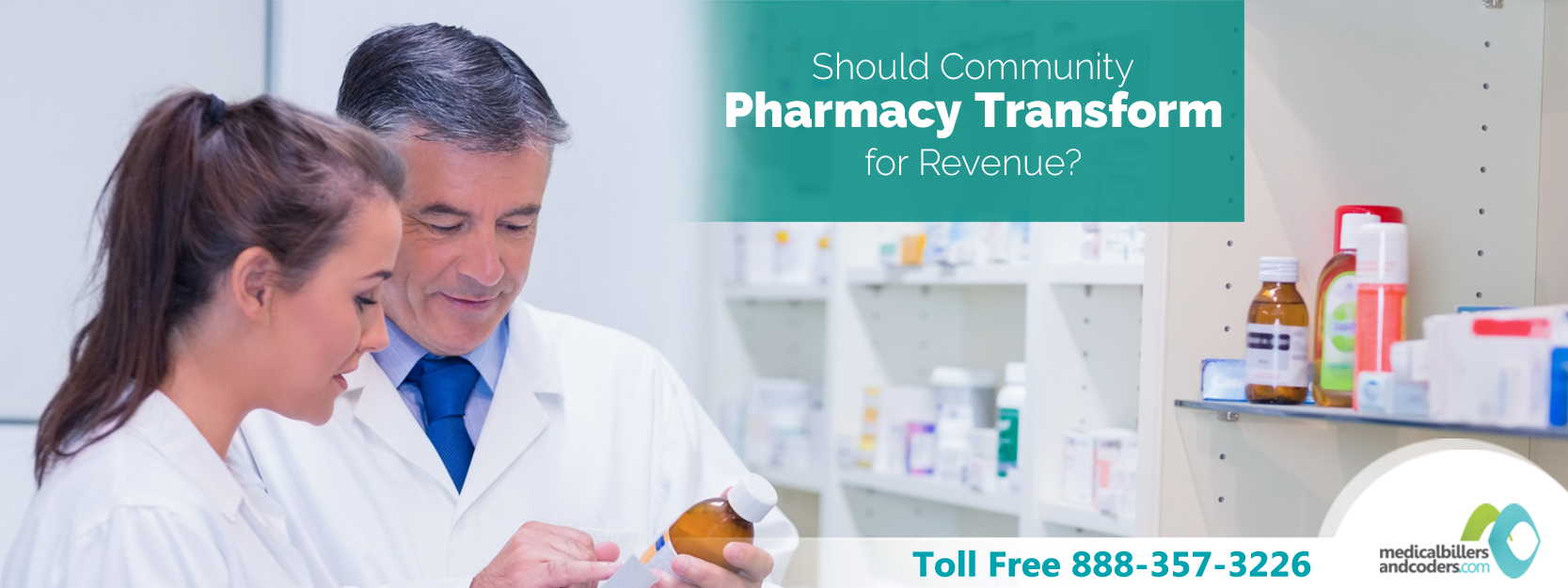 Should Community Pharmacy Transform For Revenue?