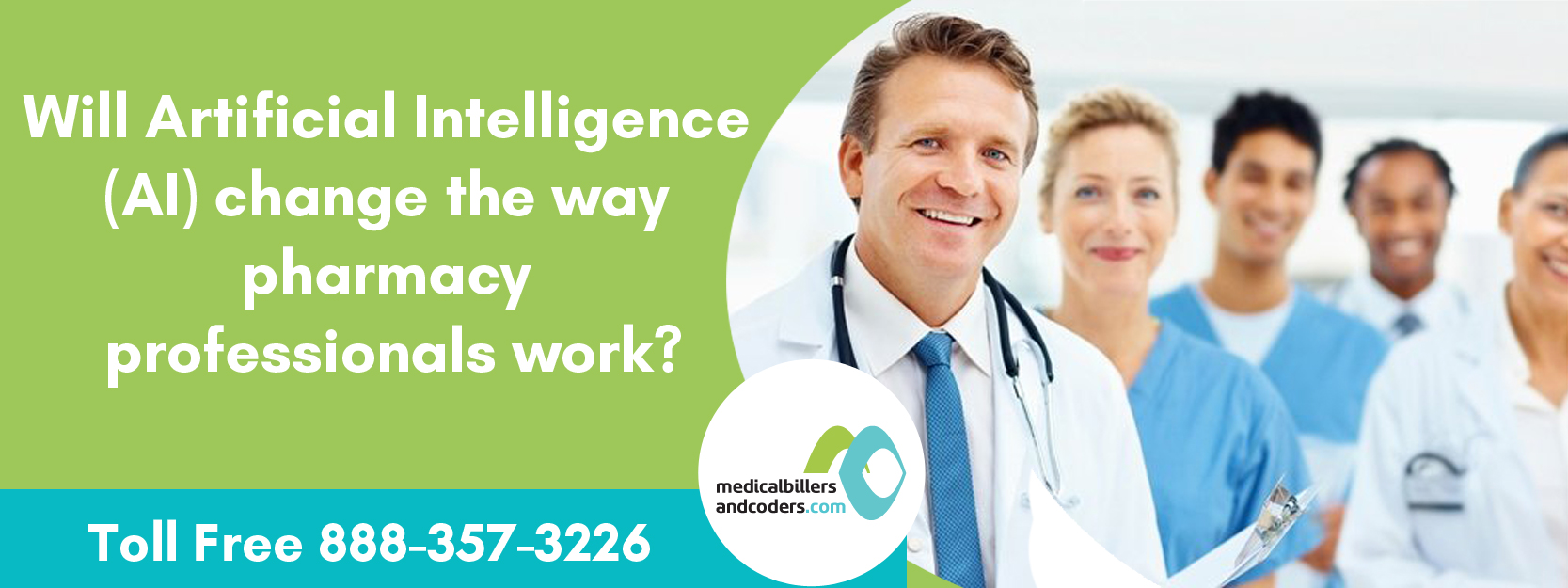 Will Artificial Intelligence (AI) Change the Way Pharmacy Professionals Work?