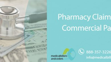 Pharmacy Claims and Commercial Payers