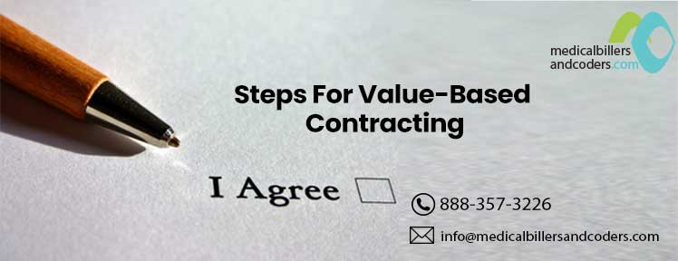 Article - Steps for Value-Based Contracting