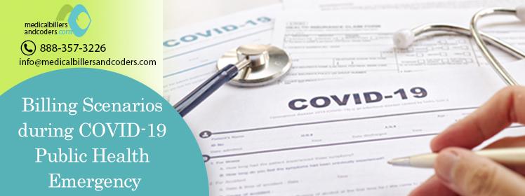 Article - Billing Scenarios during COVID-19 Public Health Emergency