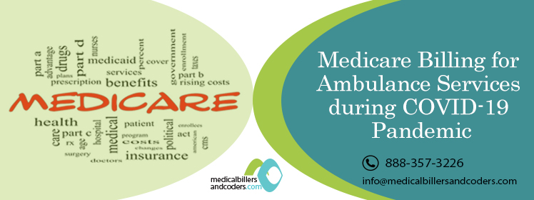 Article - Medicare Billing for Ambulance Services during COVID-19 Pandemic