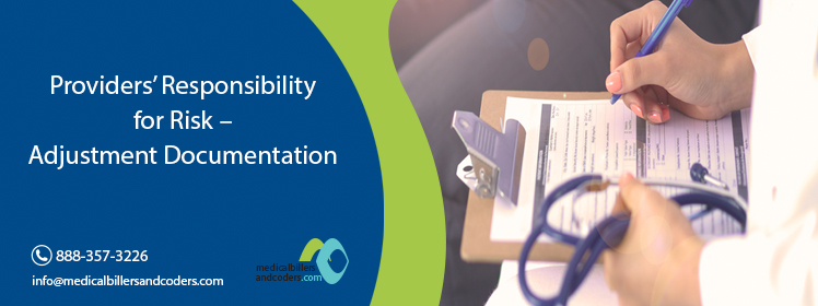 Article - Providers' Responsibility for Risk – Adjustment Documentation
