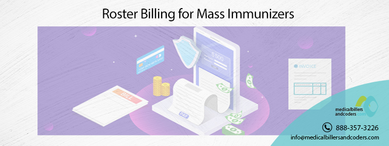 Article - Roster Billing for Mass Immunizers